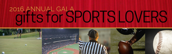 Annual Gala packages for Sports Lovers