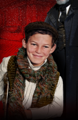 A Christmas Carol at the Wells Theatre