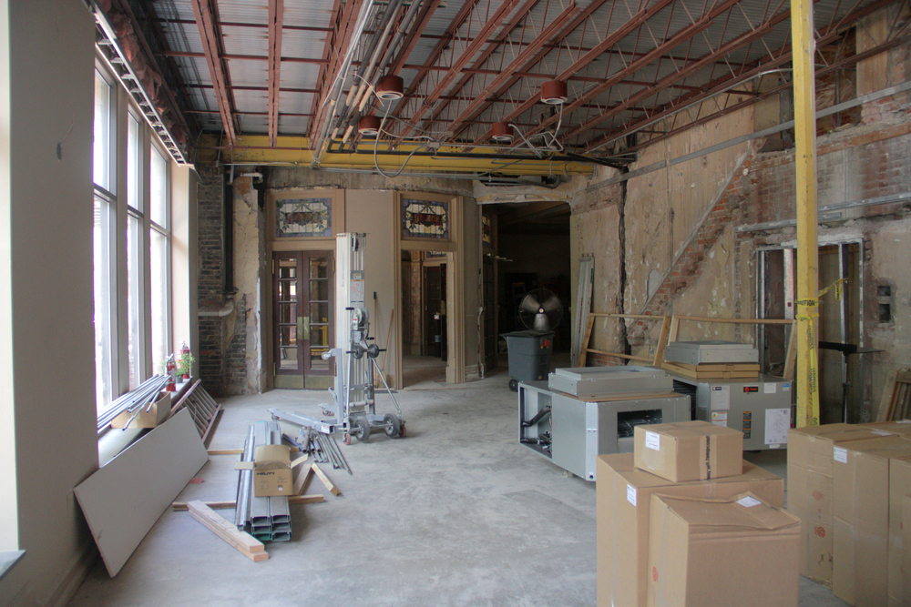 Side Lobby facing West.JPG