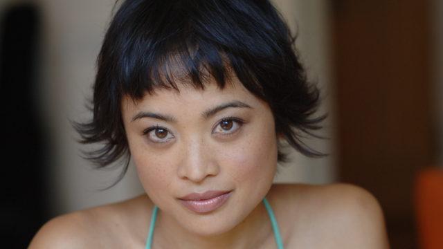 Actress Rona Figueroa, who plays Misaki
