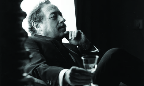 The iconic Pulitzer Prize winning playwright, Tennessee Williams
