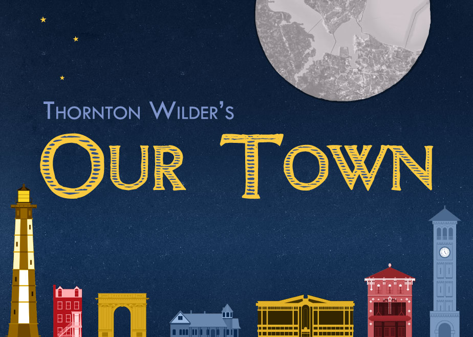 Our Town Thornton Wilder Hampton Roads Norfolk Virginia Stage Company