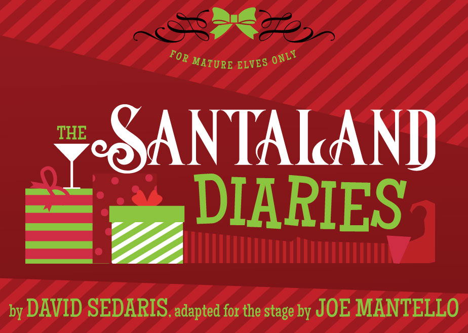 Santaland Diaries Virginia Stage Company David Sedaris play