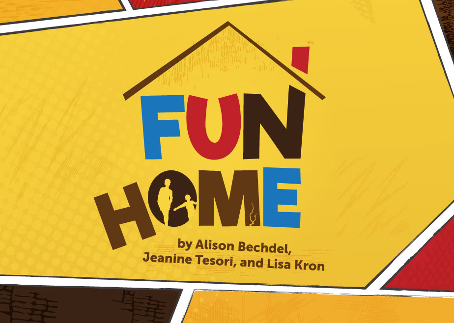Fun Home musical Norfolk Virginia Stage Company