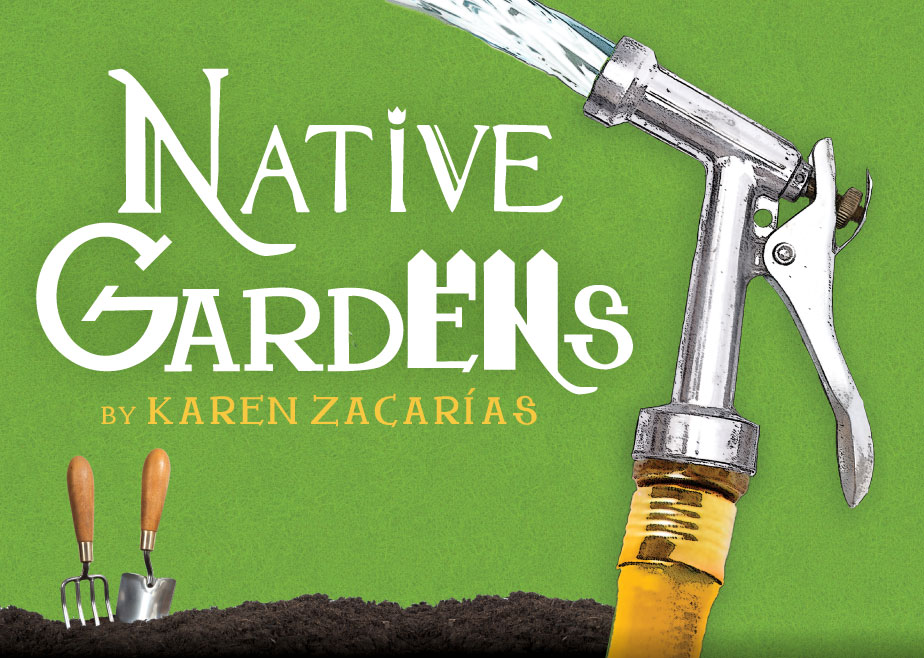 Native Gardens by Karen Zacarias at Virginia Stage Company