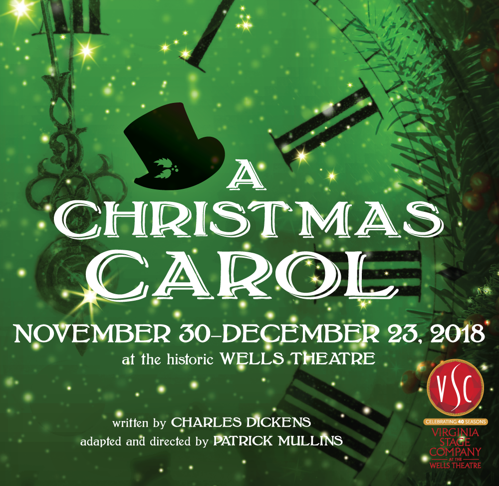 A CHRISTMAS CAROL Cast + Creative Team — Virginia Stage Company