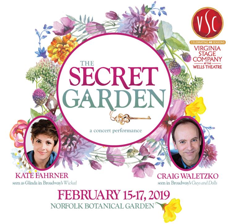 The Secret Garden: A Concert Performance
