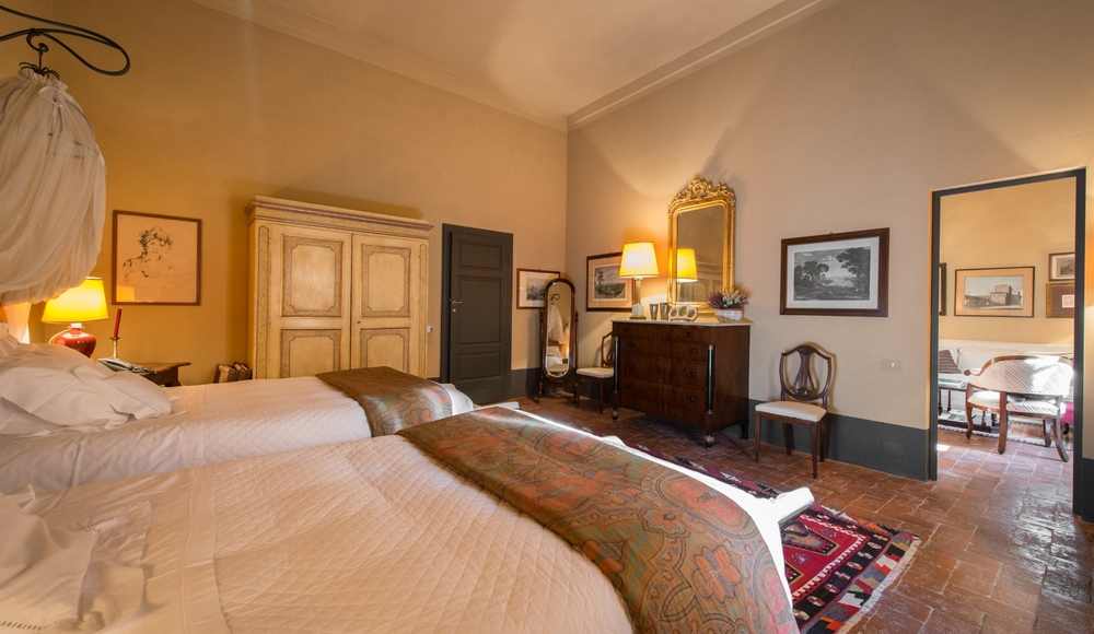 Suite - Il Cerro - Bedroom