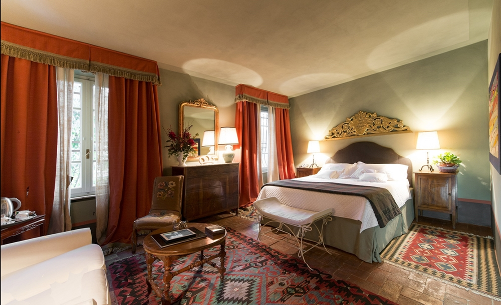 Junior Suite - La Vallata