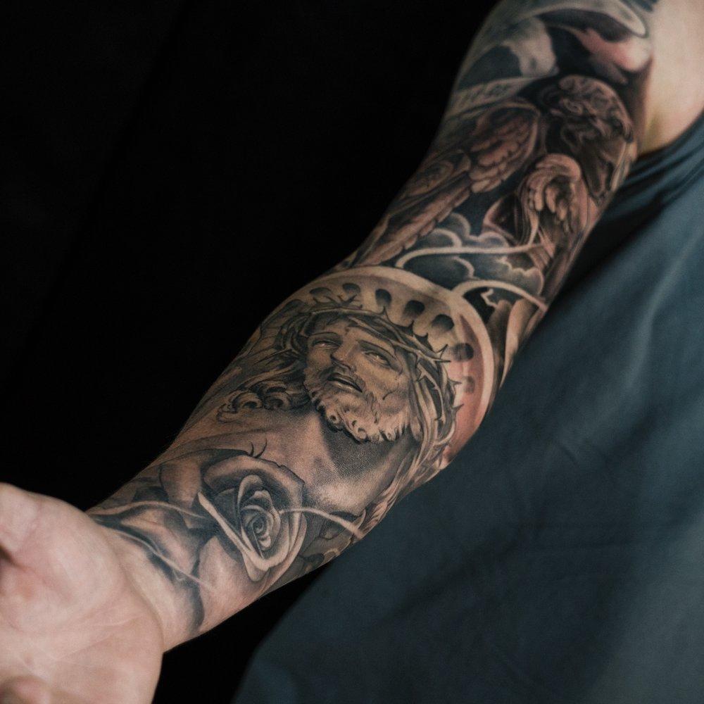 Devin Hitt — Alpha Tattoo