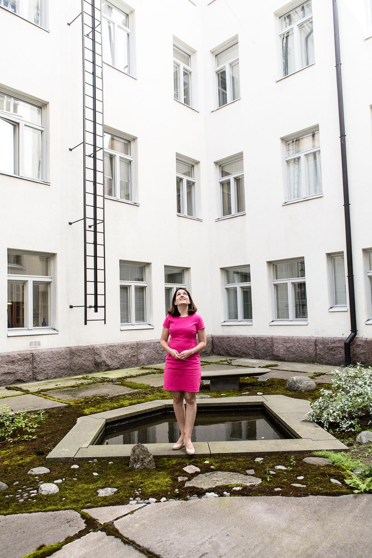 Minister of Education and Culture Sanni Grahn-Laasonen.  © Maaseudun Tulevaisuus