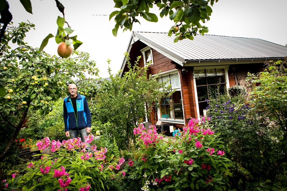 Cottage living.  © Maaseudun Tulevaisuus