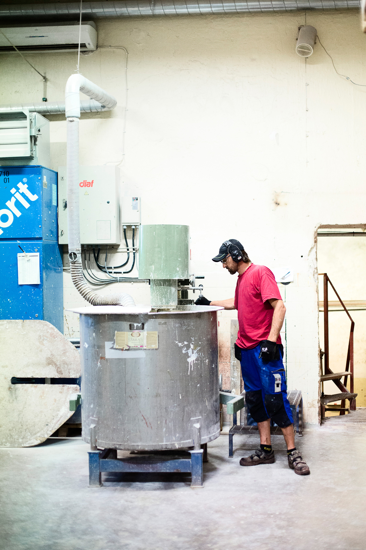 Paint factory.  © Maaseudun Tulevaisuus