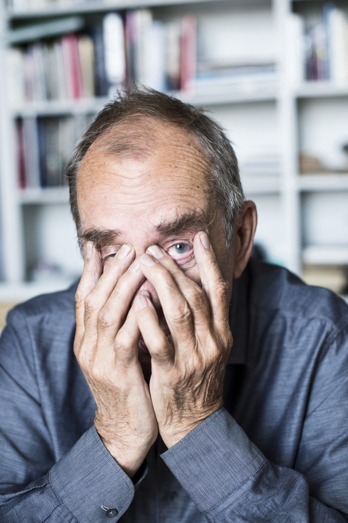 Academy Award winner Jörn Donner.  © Iltalehti