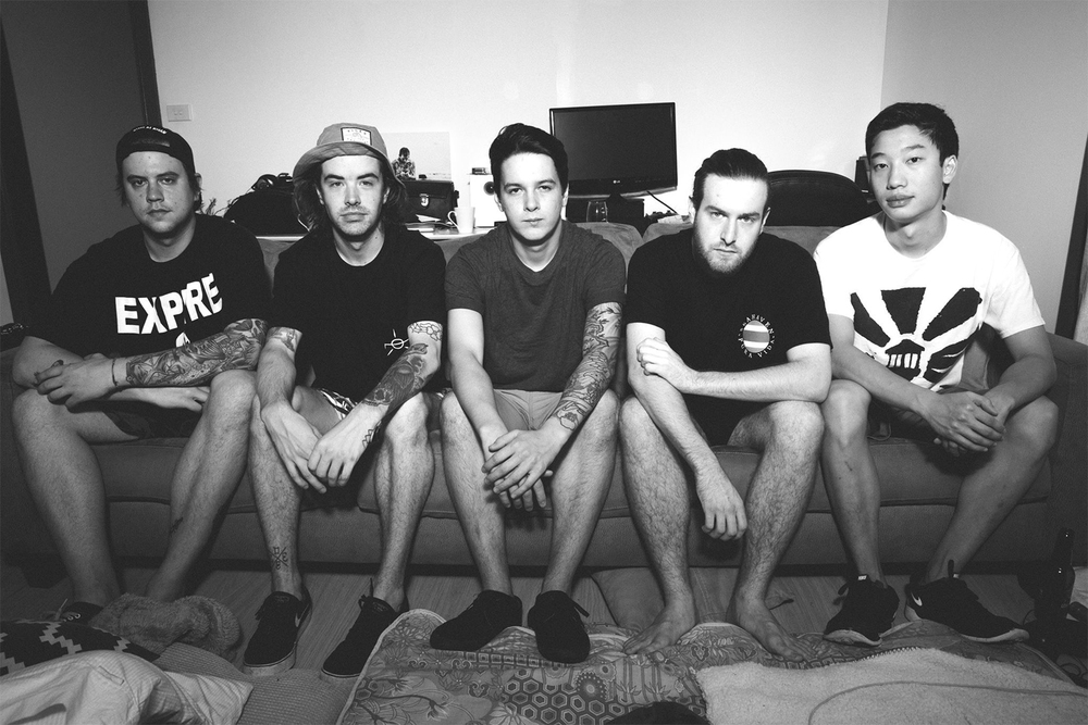 Counterparts. Photo borrowed from Victory Records
