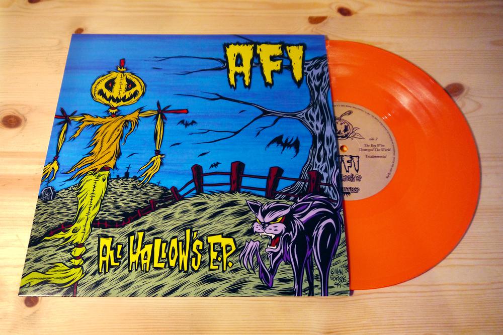 AFI. All Hallow's EP