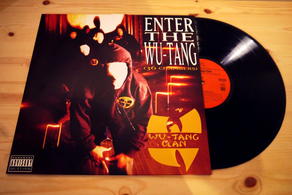 Wu-Tang Clan. Enter The Wu-Tang (36 Chambers)