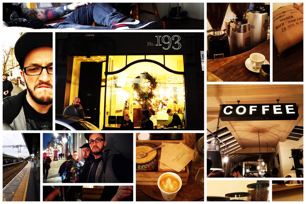 CREEP on coffee cruising…