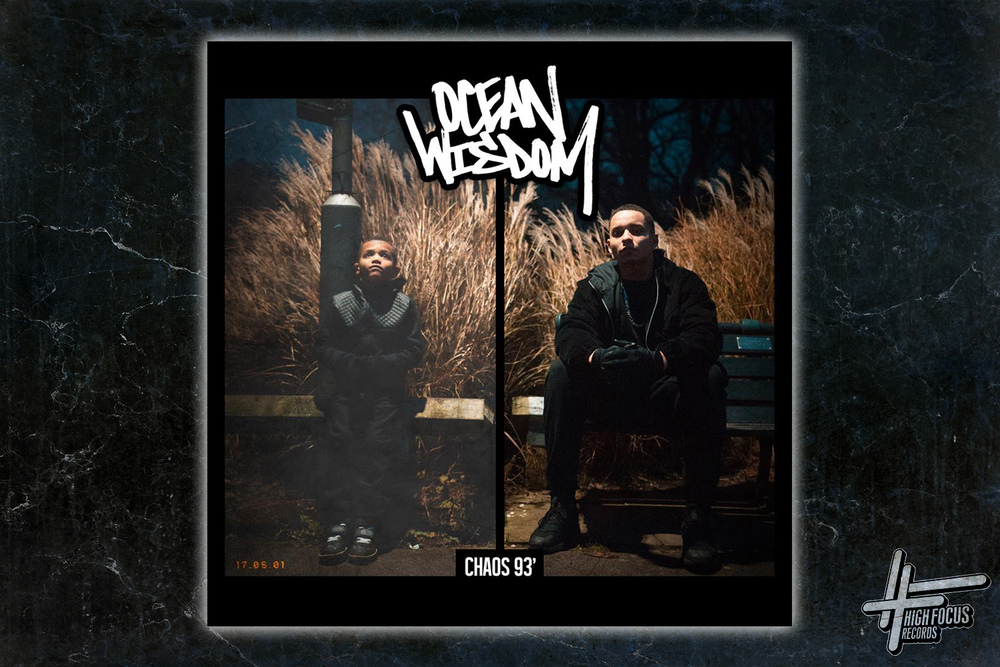Ocean Wisdom's debut album 'Chaos 93' up for pre order