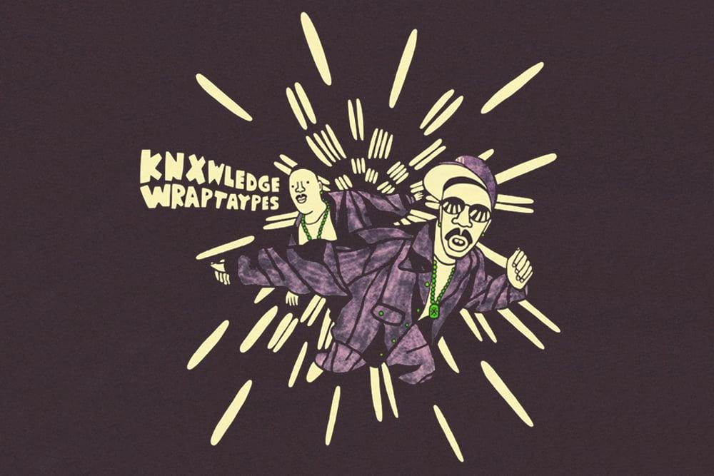 Knxwledge 'Wraptaypes' to be released on vinyl