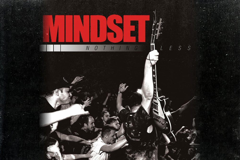 Mindset stream their final EP 'Nothing Less'