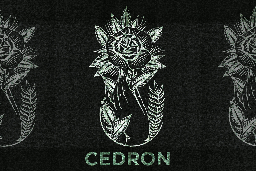 Cedron release new album 'Valences' on 12th February 2016