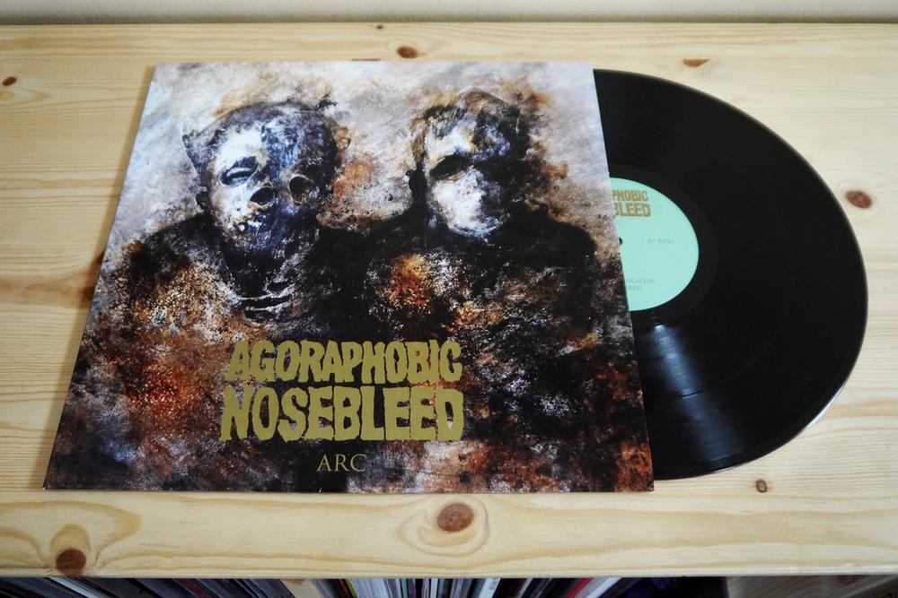 Agoraphobic Nosebleed 'Arc' 2016