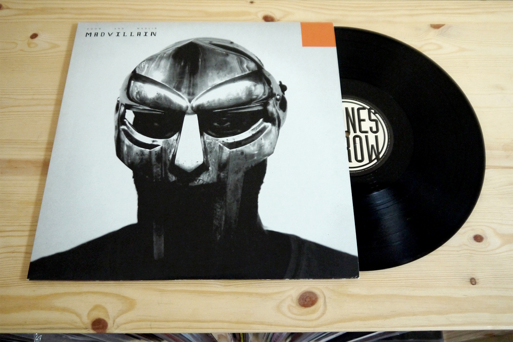 'Madvillainy' by Madvillain. Released 19th March 2004