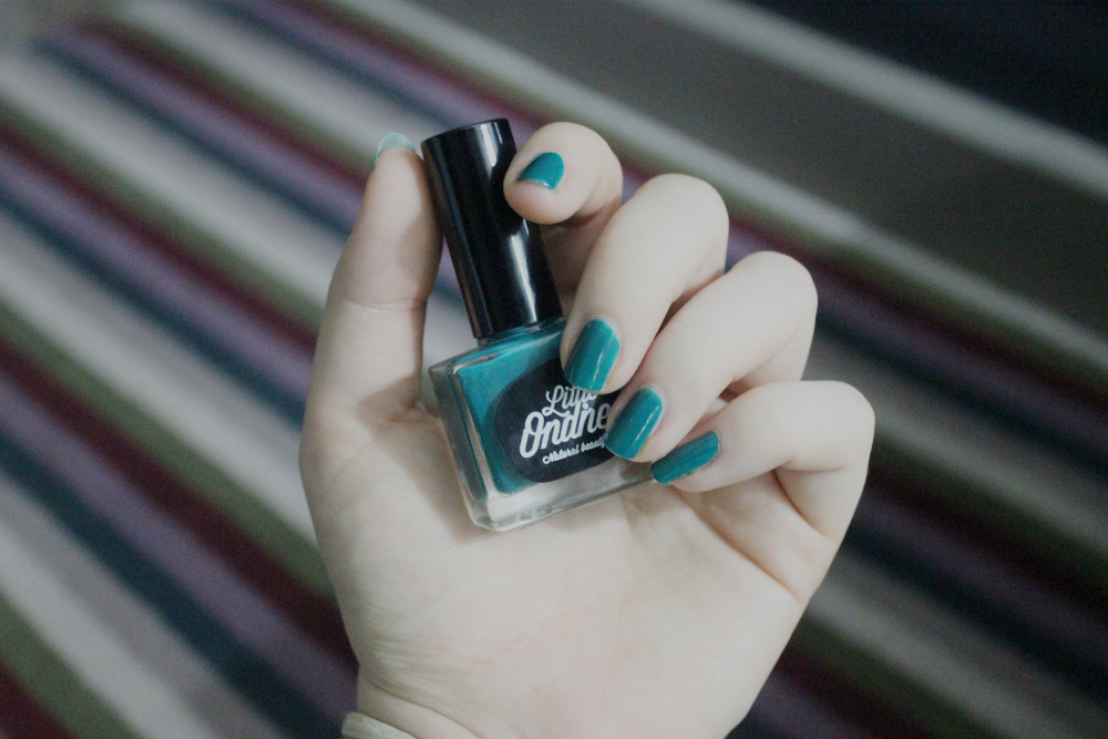 Little Ondine \'Karma\' Water-Based Nail Polish — Katie Vibes