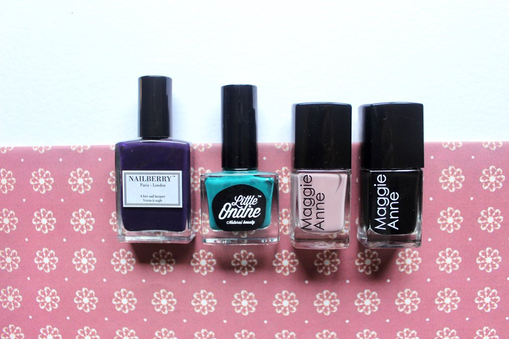 Alternative Winter Nail Polish Picks — Katie Vibes