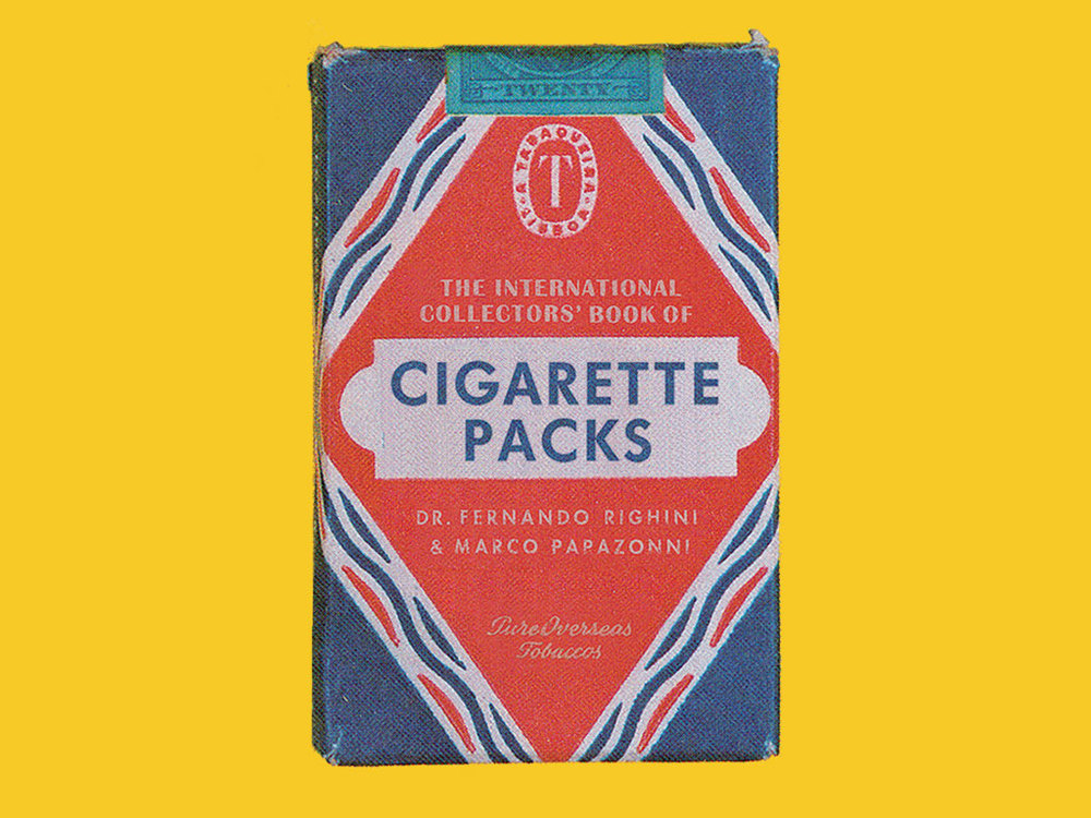 The International Book of Cigarette Packs