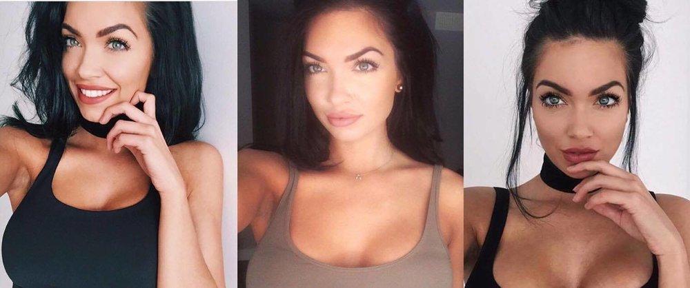 Alyssa D selfies.jpg