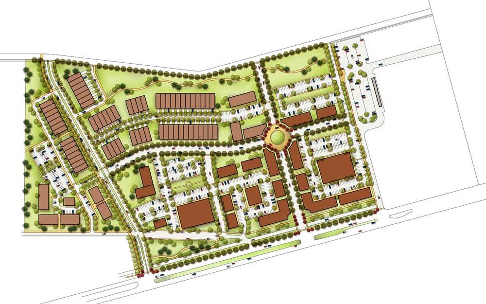 WEST 66 SECTOR DEVELOPMENT PLAN, ALBUQUERQUE, NM