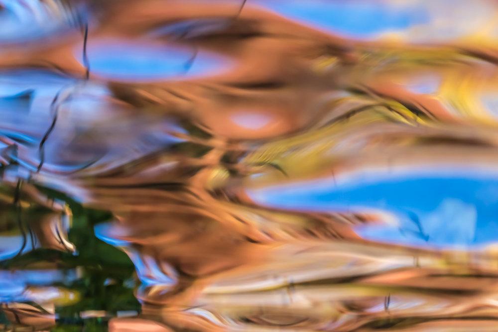 Liquid Light: Autumn Flow