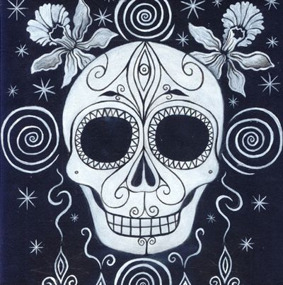 SORIAH – Ofrendasd de Luz a los Muertos CD Cover & Insert (2007)