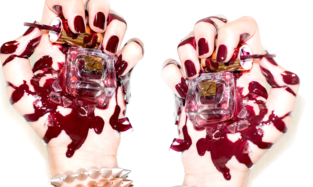 bloody good nails for blackbook