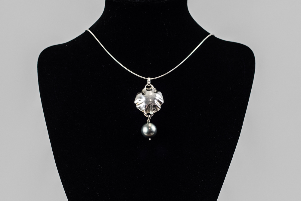 Sterling Silver South Sea Pearl Pendant