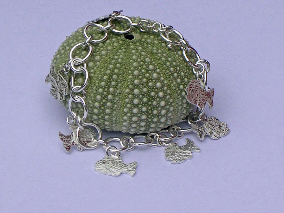 Lucky Fish Bracelet
