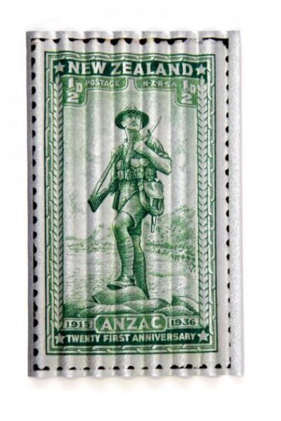 Anzac Stamp