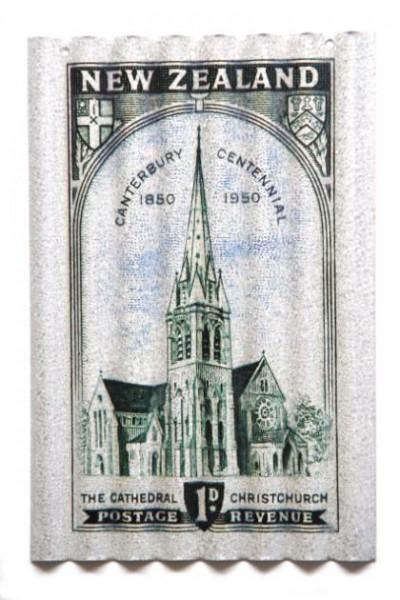 ChCh Centennial Stamp