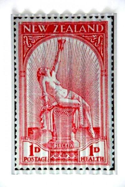 Hygeia Stamp