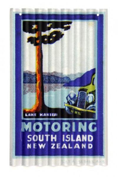 Motoring Stamp