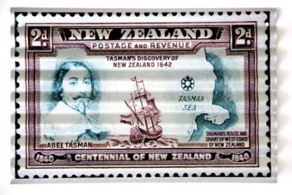 Tasman Stamp