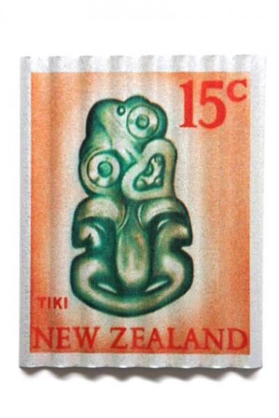 Tiki Stamp