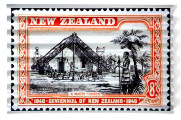Whare Stamp