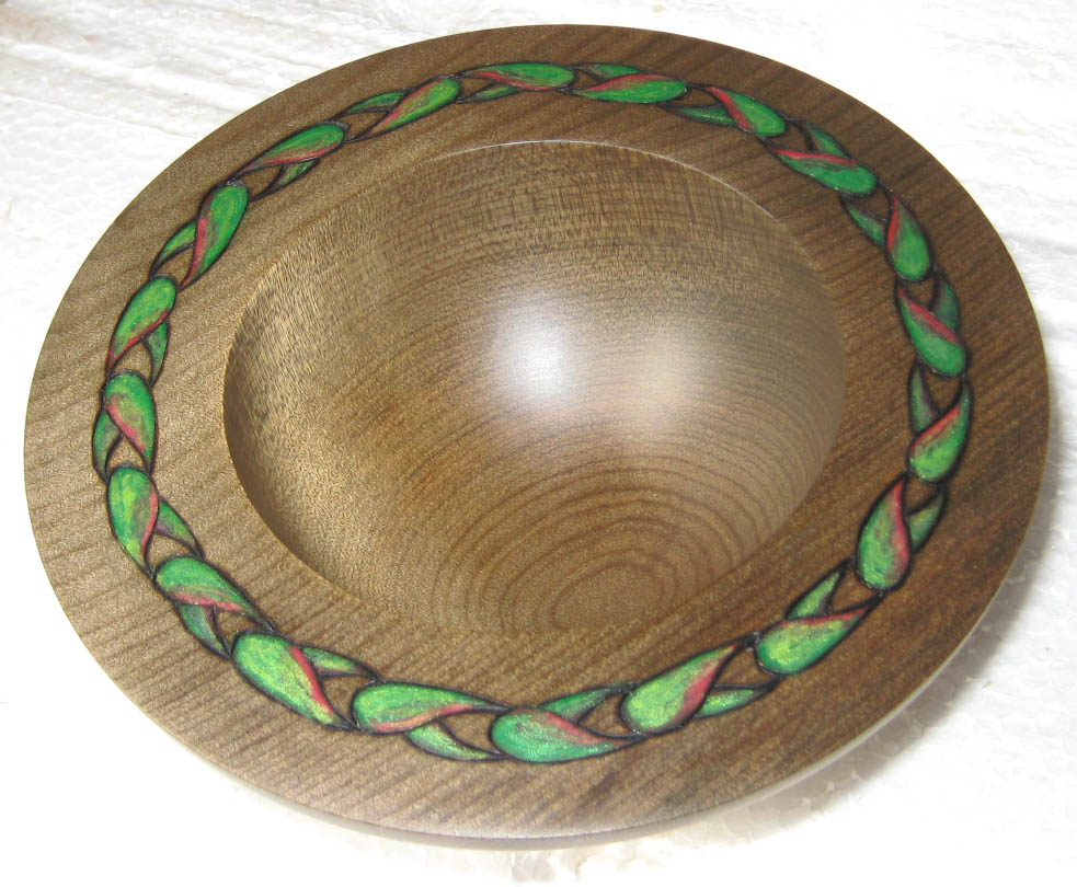 Ancient Kauri & Pods Bowl