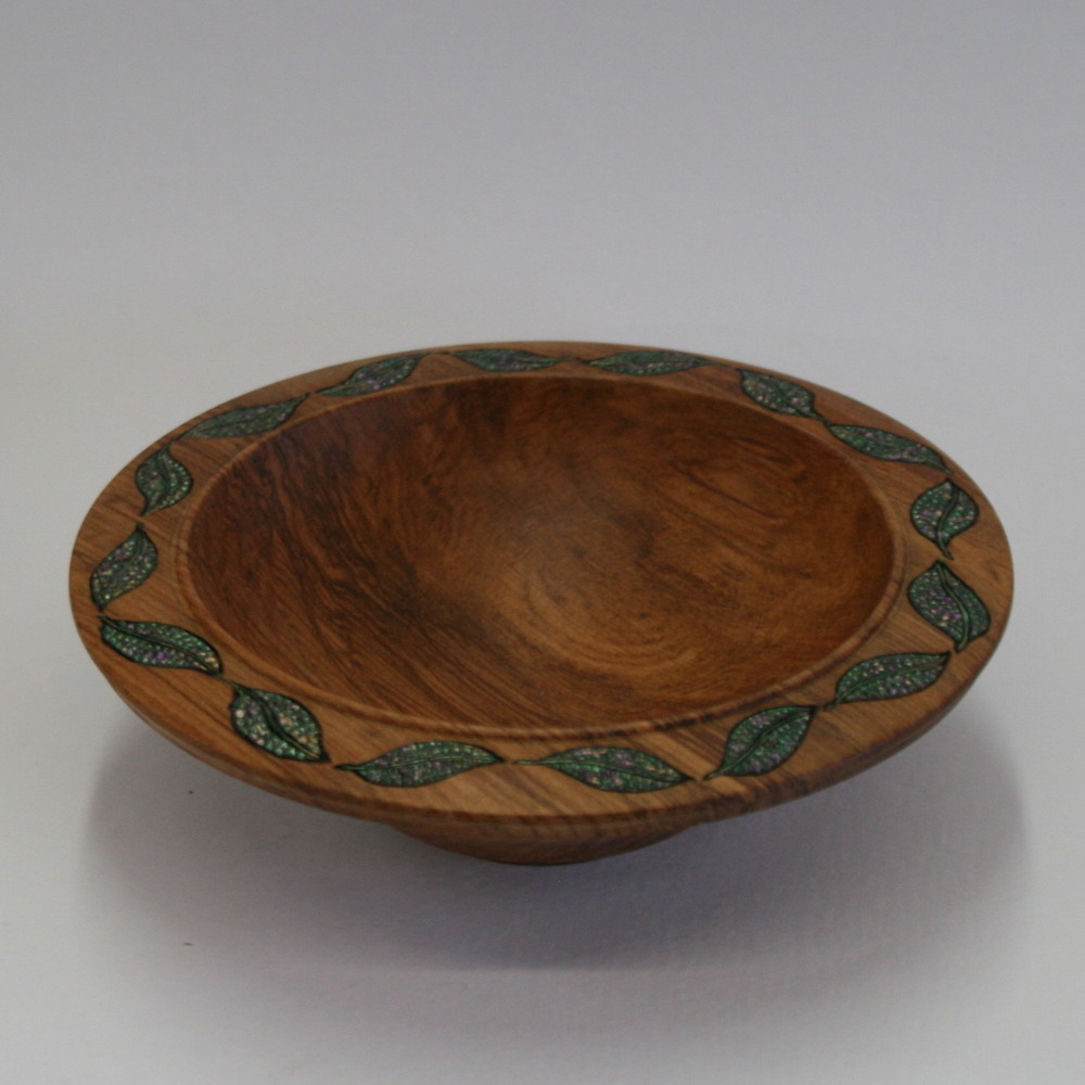 Forest Jewels Bowl