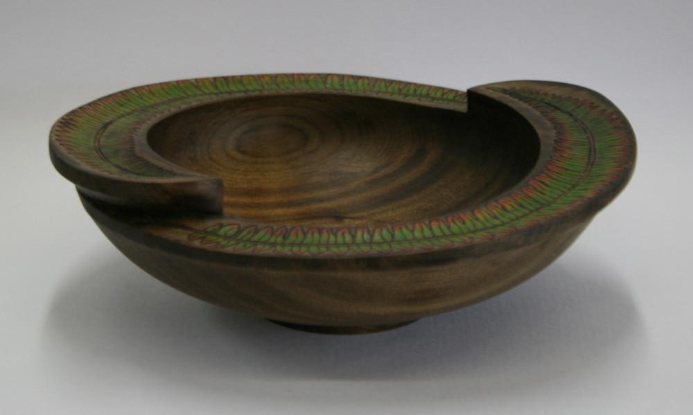 Kauri & Fern Bowl
