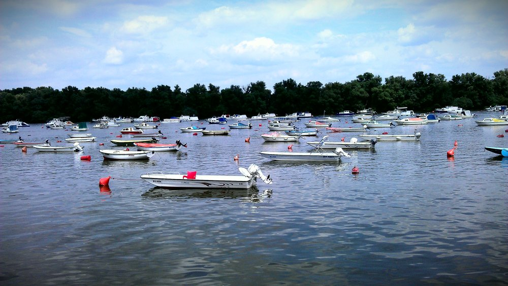 Boats Parking