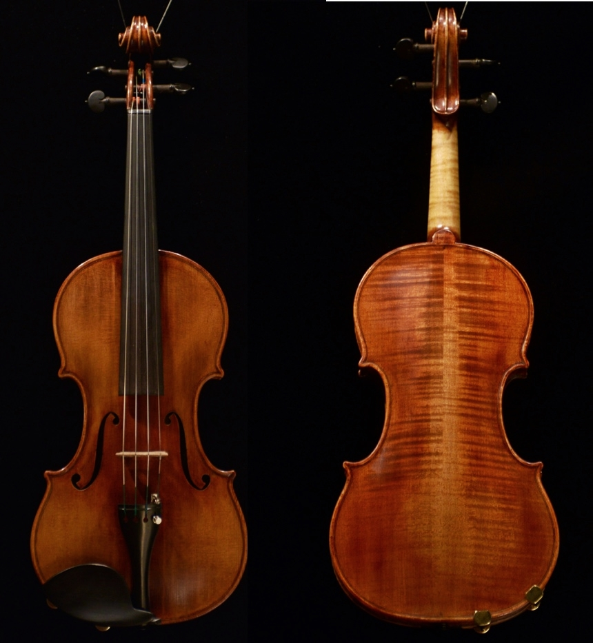 Violin  opus   4 6 8    is th e  first  violin  in  the  quartet